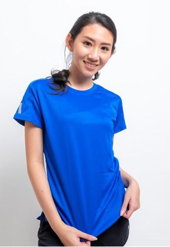 Corenation Active blue Gym Ready Top - Blue A08C8AA0D8B165GS_1