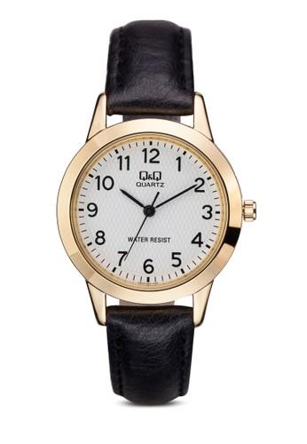 Q&Q Q947J104Y 細帶仿皮數字錶esprit 台北, 錶類, 休閒型