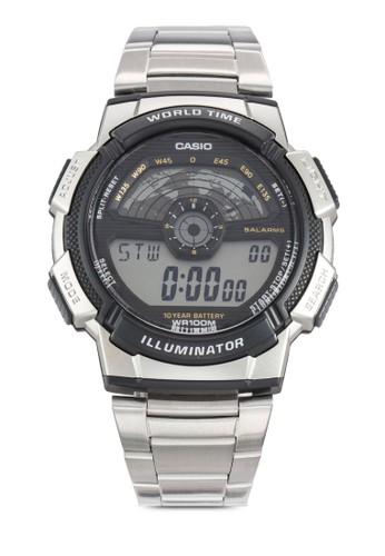 電子不銹鋼鍊錶, 錶類, 飾esprit outlet台北品配件