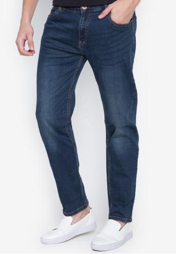 Guitar blue Men's Collection Jeans 4D222AAFBB8E37GS_1