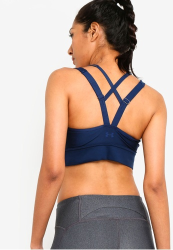 409023708c Buy Under Armour UA Vanish High Neck Metallic Mid Impact Bra Online on ZALORA  Singapore
