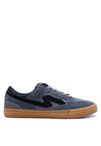 SONNIX blue Imperial Vulc Q317 Men'S Lace Up Sneaker Shoes SO490SH0K4MTPH_1