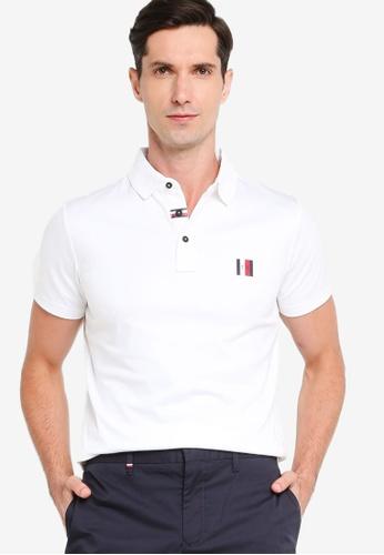 Tommy Hilfiger 白色 Modern Essentials POLO衫 8A981AA1DC0C8BGS_1