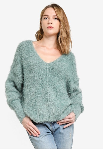 Free People blue Icing Pullover 369CDAADAE5427GS_1