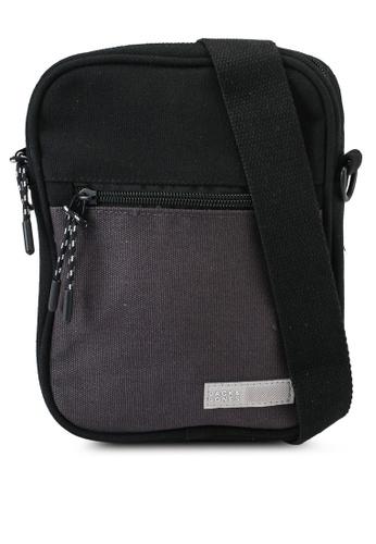 Jack & Jones black Vance Sling Bag 076B3AC9CFA130GS_1