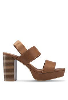 b09a59f3869 Rubi brown Ava Platform Heels A97DASHAA7EBA9GS 1