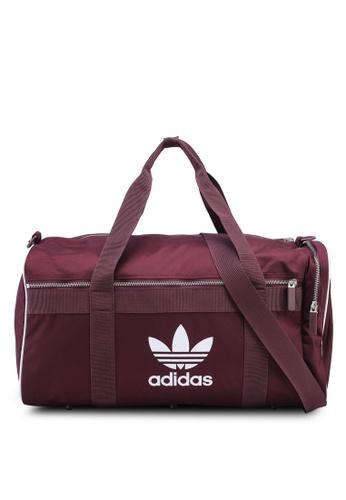 adidas red adidas originals duffle bag 9D1A4AC2A1AECFGS 1 ee51f44dd3e83