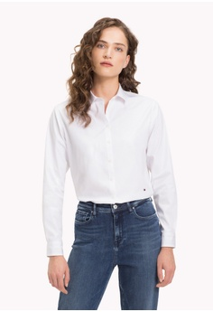 d6ae2415138 30% OFF Tommy Hilfiger MONICA SHIRT LS W3 S$ 199.00 NOW S$ 139.30 Sizes 4 6  8