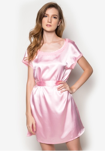 9a1d5d50b Shop All Things New Yosoo Silk Night Dress Online on ZALORA Philippines