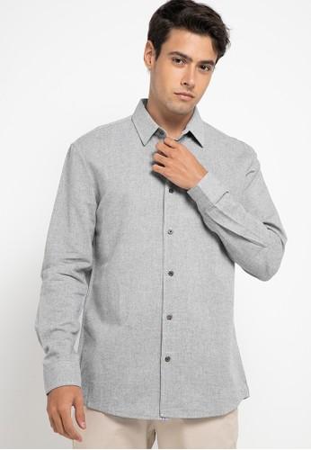 Obermain grey Eternal Shirt FB499AA8545FA6GS_1