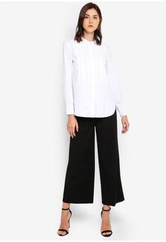 acc0e21015 OVS Pleated Long Sleeve Shirt RM 99.00. Sizes 40 42 44 46 48