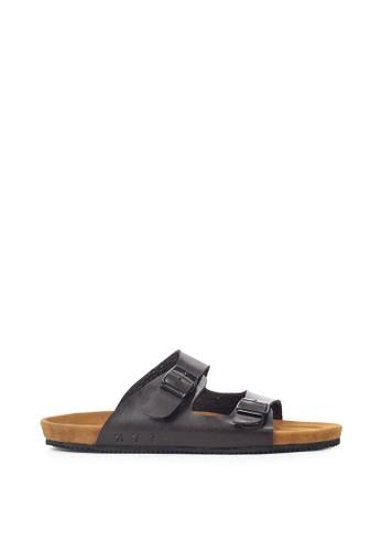 Navara brown Almo Brown EVA Sandals 9CB19SH2164625GS_1