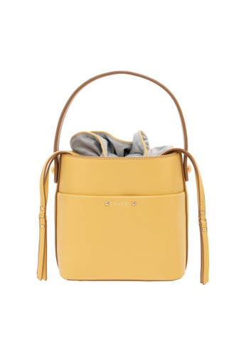 Tracey yellow Tracey Daisy Bucket Bag 8F630ACE5C54B3GS_1