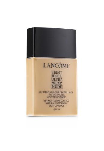 Lancome LANCOME - Teint Idole Ultra Wear Nude Foundation SPF19 - # 04 Beige Nature 40ml/1.3oz 85A3DBEED0F209GS_1