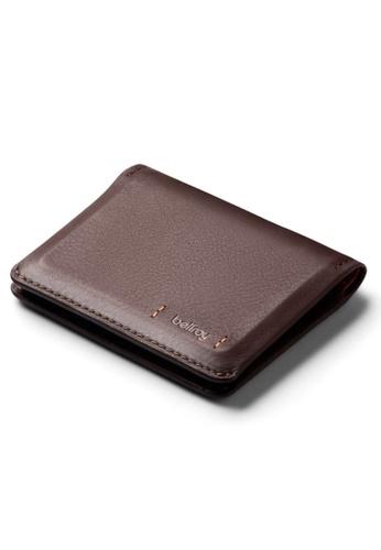 Bellroy brown Bellroy Slim Sleeve Wallet (Premium Edition) - Aragon 97155ACC23C9DCGS_1