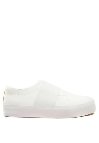 CDE white CDE Wang Men Sneaker White CD965SH59LKQID_1