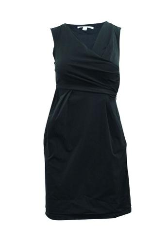 DIANE VON FURSTENBERG 黑色 diane von furstenberg 黑色連衣裙,垂墜效果小 39570AA0FC7084GS_1