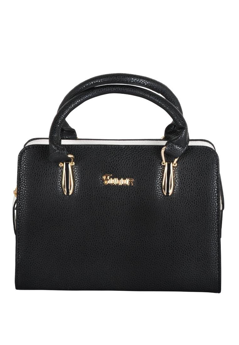 Fulijr KL16022 Leatherette Handbag with Shoulder Strap