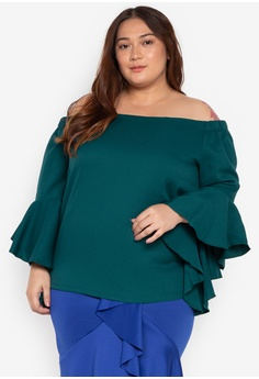 5ce56fec4c196 Shop Madelaine Ongpauco Barlao Tops for Women Online on ZALORA Philippines