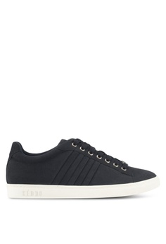 Keddo blue Basic Lace-Up Sneakers B879ESHDAAFC62GS_1