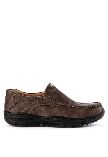 Rocklander brown Rocklander Shoes RO753SH0UYF8ID_1