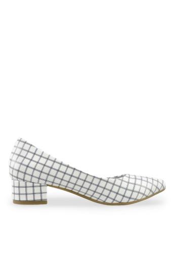 Footspot white FOOTSPOT - Pointed Toe Heels FO296SH2VEIAHK_1