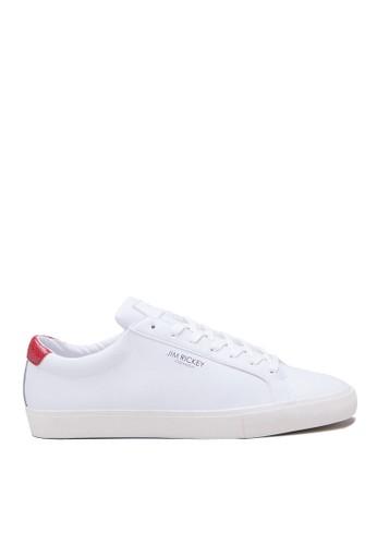 esprit台灣皮革復古休閒鞋, 鞋, 休閒鞋
