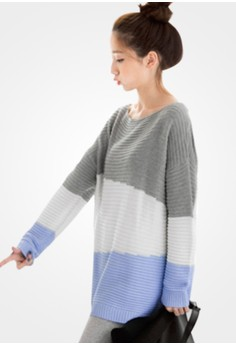 Pastel Perfect Cozy Knit Top