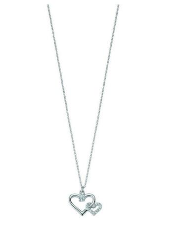 Morellato silver Morellato Cuori Heart Necklace SAIV22 1E9D6AC8CF2429GS_1