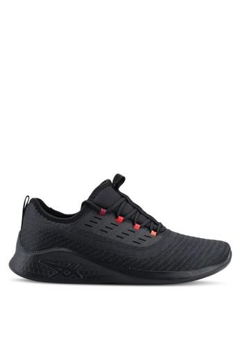 Asics black Fuzetora Twist Shoes C0053SH86F3AA9GS_1