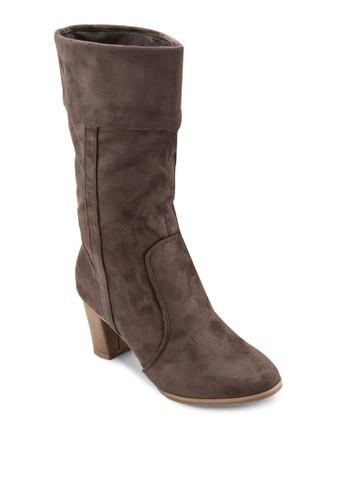 Pensy 高跟短靴esprit outlet hk, 女鞋, 靴子