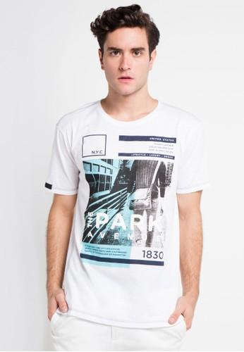 X8 white Edgar T-Shirts X8323AA0UFWSID_1