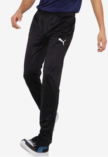 Puma black Active Tricot Men's Sweatpants 997DCAA78AC7A3GS_1