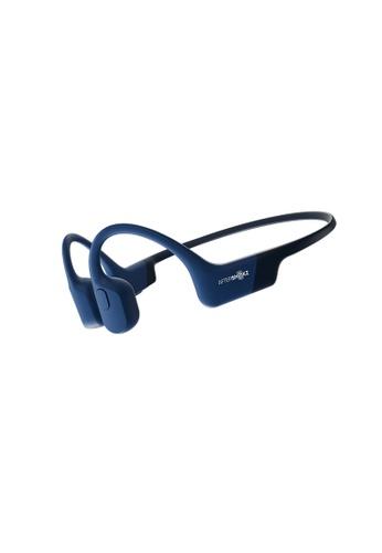 AFTERSHOKZ blue AfterShokz Aeropex Bone Conduction Headphones. 82996ESE27C000GS_1