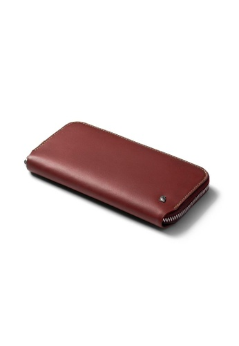 Bellroy red Bellroy Folio Wallet - Red Earth E4863ACC647164GS_1