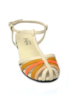 Robin T-Strap Flats Sandals