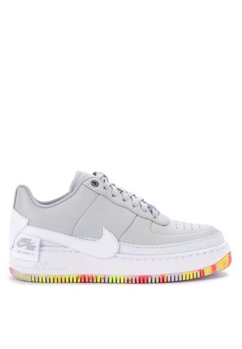 Nike grey W Af1 Jester Xx Print Shoes 7F323SH89EA42CGS_1