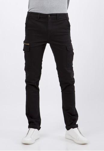 Wrangler black JADEN LONG PANTS C02P20 55D13AA5A90DBAGS_1