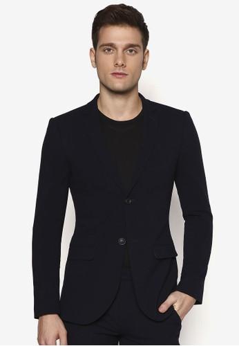 雙鈕貼身西裝外套, 服飾, esprit暢貨中心服飾