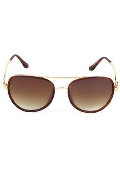 Newyork Army 2039 Aviator Frames Sunglasses