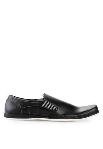 Dr. Kevin black Business & Dress Shoes Shoes 13217 Leather DR982SH78GVTID_1