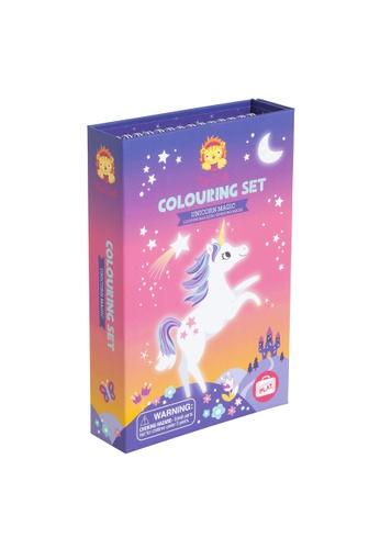 Tiger Tribe Colouring Set - Unicorn Magic A2EBETHCEA8283GS_1