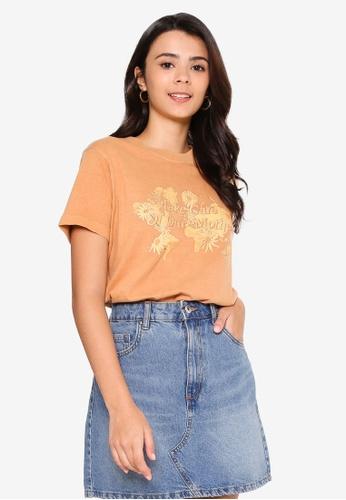 Cotton On brown Classic Arts T Shirt 69156AAEBC88B3GS_1