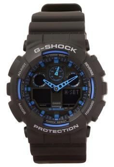 G-Shock Watch GA-100-1A2