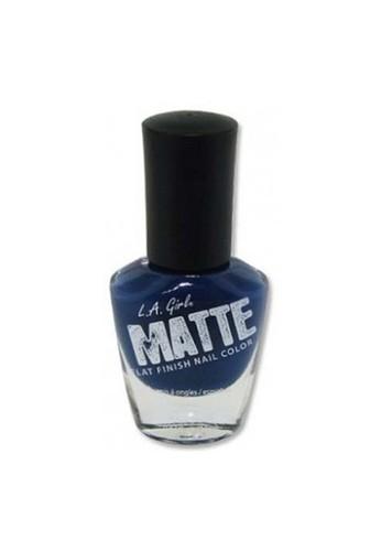 L.A Girl blue La Girl Matte Blue Twilight 32E03BE2A28E45GS_1