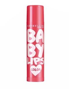 Baby Lips Love Bright Neon Rose Bl
