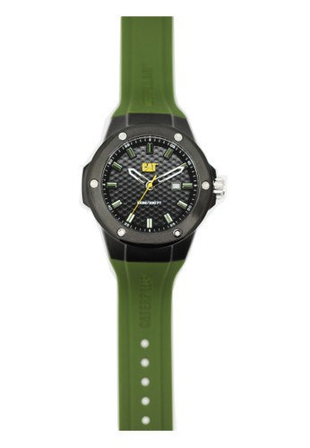 Caterpillar green Casual Men's Watches CAT AA.161.23.123 8DEA7AC6D8F664GS_1