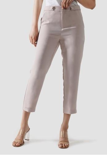 MISSISSIPPI pink Mississippi Celana Bahan Panjang Wanita B20012M Pink C8F51AAAE53EB1GS_1