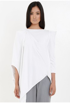 [PRE-ORDER] Structured Long Blouse