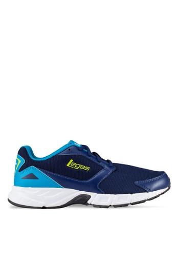 Legas blue and navy Koga LA Shoes LE684SH0S2MKMY_1